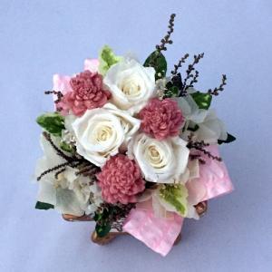 プリザーブドフラワー プレゼント ギフト お祝い 結婚祝い 出産祝い 新築祝い お誕生日祝い ホワイトデー おしゃれ ロココ|fp-kaori2003|11