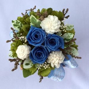 プリザーブドフラワー プレゼント ギフト お祝い 結婚祝い 出産祝い 新築祝い お誕生日祝い ホワイトデー おしゃれ ロココ|fp-kaori2003|19