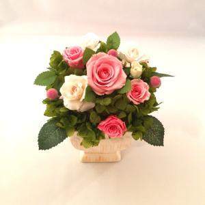 プリザーブドフラワー プレゼント ギフト お祝い 結婚祝い 新築祝い 退職祝い 喜寿 ヴィーナス fp-kaori2003