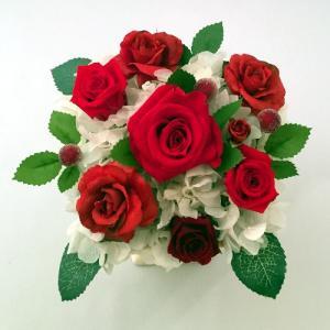プリザーブドフラワー プレゼント ギフト お祝い 結婚祝い 新築祝い 退職祝い 喜寿 ヴィーナス fp-kaori2003 11