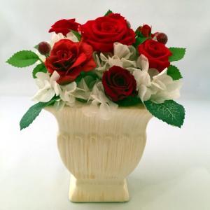 プリザーブドフラワー プレゼント ギフト お祝い 結婚祝い 新築祝い 退職祝い 喜寿 ヴィーナス fp-kaori2003 12
