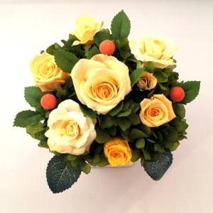 プリザーブドフラワー プレゼント ギフト お祝い 結婚祝い 新築祝い 退職祝い 喜寿 ヴィーナス fp-kaori2003 14