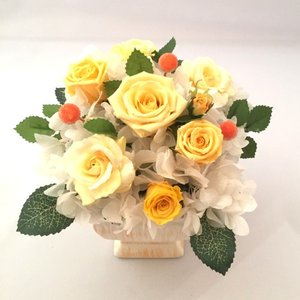 プリザーブドフラワー プレゼント ギフト お祝い 結婚祝い 新築祝い 退職祝い 喜寿 ヴィーナス fp-kaori2003 16