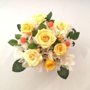 プリザーブドフラワー プレゼント ギフト お祝い 結婚祝い 新築祝い 退職祝い 喜寿 ヴィーナス fp-kaori2003 17