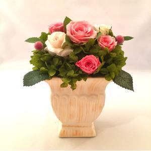プリザーブドフラワー プレゼント ギフト お祝い 結婚祝い 新築祝い 退職祝い 喜寿 ヴィーナス fp-kaori2003 03
