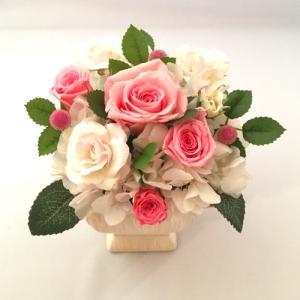 プリザーブドフラワー プレゼント ギフト お祝い 結婚祝い 新築祝い 退職祝い 喜寿 ヴィーナス fp-kaori2003 04
