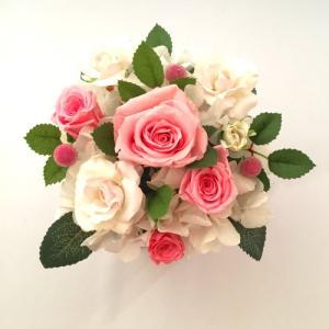 プリザーブドフラワー プレゼント ギフト お祝い 結婚祝い 新築祝い 退職祝い 喜寿 ヴィーナス fp-kaori2003 05