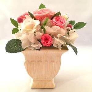 プリザーブドフラワー プレゼント ギフト お祝い 結婚祝い 新築祝い 退職祝い 喜寿 ヴィーナス fp-kaori2003 06
