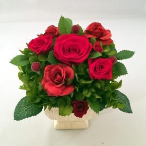 プリザーブドフラワー プレゼント ギフト お祝い 結婚祝い 新築祝い 退職祝い 喜寿 ヴィーナス fp-kaori2003 07
