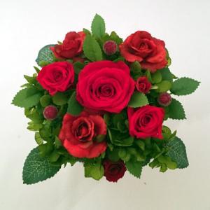 プリザーブドフラワー プレゼント ギフト お祝い 結婚祝い 新築祝い 退職祝い 喜寿 ヴィーナス fp-kaori2003 08