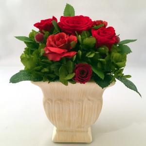 プリザーブドフラワー プレゼント ギフト お祝い 結婚祝い 新築祝い 退職祝い 喜寿 ヴィーナス fp-kaori2003 09