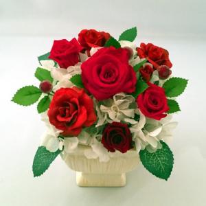 プリザーブドフラワー プレゼント ギフト お祝い 結婚祝い 新築祝い 退職祝い 喜寿 ヴィーナス fp-kaori2003 10