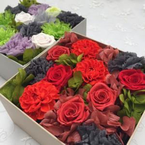 プリザーブドフラワー KOMACHI プレゼント ギフト お祝い お誕生日祝い 結婚祝い 出産祝い 入学祝い 卒業祝い 発表会 歓送迎会 母の日 ホワイトデー|fp-kaori2003