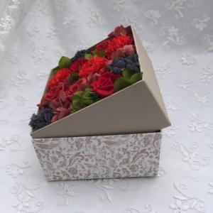 プリザーブドフラワー KOMACHI プレゼント ギフト お祝い お誕生日祝い 結婚祝い 出産祝い 入学祝い 卒業祝い 発表会 歓送迎会 母の日 ホワイトデー|fp-kaori2003|10