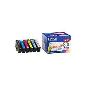 IC6CL80L 6色パック増量タイプ IC80  インク 純正品  ※代引はご利用出来ません