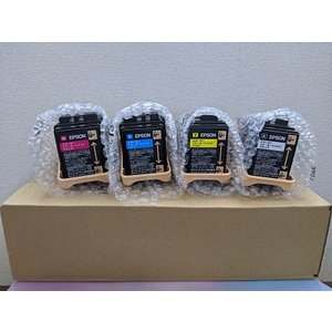 【EPSON純正品】LP-S6160対応 スタータートナー 4色セット (LPC3T34同等品)|fpc|03