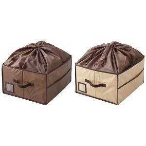 除湿&消臭 カバン収納ボックス ブラウン・O-1061|fragileya