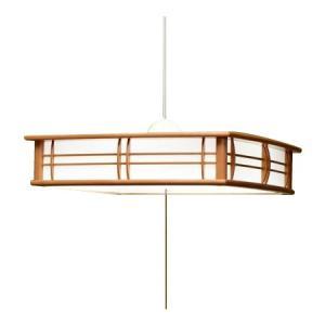 TAKIZUMI(瀧住)ペンダントライト和風 〜10畳 LEDタイプ RV10073|fragileya