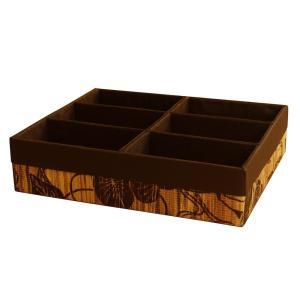 かのりゅう Mengdong(メンドン) アジアン雑貨 リーフ アクセサリーケース L17-13-8s fragileya