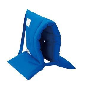 防災ずきんハイグレード ブルー 143501 fragileya