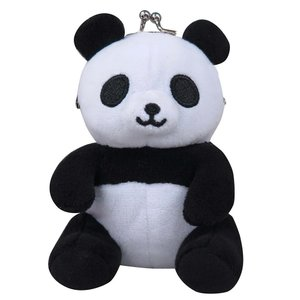 パンダのぬいぐるみがまぐち ME299|fragileya