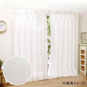 花粉キャッチレースカーテン 2枚組 100×133cm SB-444 fragileya