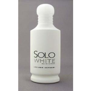 ルチアーノ ソプラーニ ソロ ホワイト オーデトワレスプレー 50ML |fragrance-freak