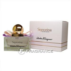 フェラガモ シニョリーナ オーデトワレスプレー30ML |fragrance-freak