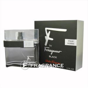 フェラガモ エフバイフェラガモ プールオム ブラック オーデトワレスプレー 50ML|fragrance-freak