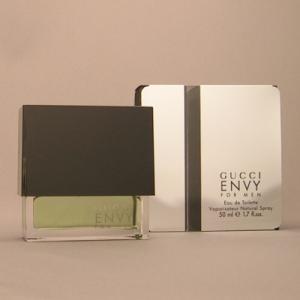 グッチ エンヴィ フォーメン オーデトワレスプレー 50ML |fragrance-freak