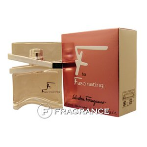 フェラガモ エフ フォー ファシネイティング オーデトワレスプレー 30ML|fragrance-freak