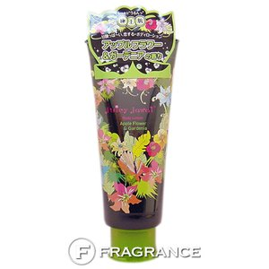 ジューシィジュエル ボディローション 140g アップルフラワー&ガーデニア |fragrance-freak