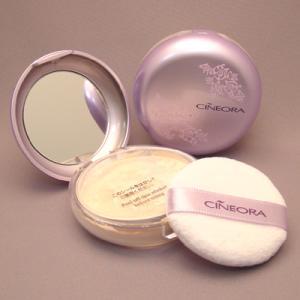 シネオラ アクトレスミニパウダー ピュアナチュラル 8g |fragrance-freak