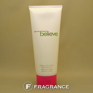 A22-【ワケあり】ブリトニー スピアーズ ビリーブ ボディローション 200ML|fragrance-freak