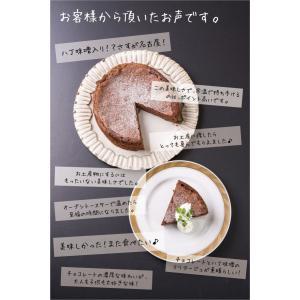 ガトーショコラ チョコレートケーキ ショコりゃあて 3号 まとめ買い スイーツ ギフト チョコレート 濃厚 八丁味噌 名古屋 常温|fraicheur|05