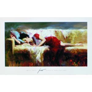 アート ポスター フレーム付 【Sweet Rest】 Artist/Pino Size/432×687mm|frame-shop
