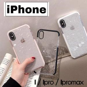 iPhone11 Pro ケース iPhone SE2 ケース TPU 透明 iPhone 11 P...