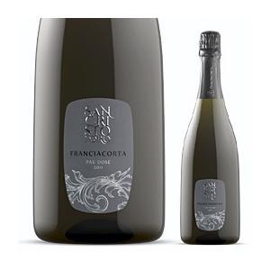イタリア最高級スパークリングワイン フランチャコルタ パ・ドゼ 2013 / サンクリストーフォロ 750ml 辛口 自然派ワイン ドザージュゼロ 受賞歴あり|franciacorta