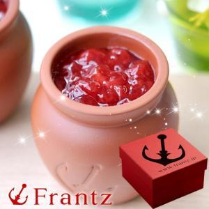 (母の日ギフト)(神戸スイーツ) 可愛い素焼きの壷に入った春を味わう苺のプリン。濃厚なプリン生地には...