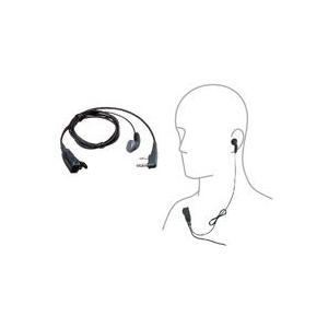ケンウッド UBZ-EA20R/UBZ-LM20対応オプション EMC-3 イヤホン付きクリップマイクロホン|frc-net