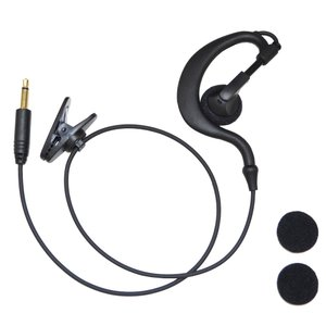 F.R.C.特定小電力 ガイドラジオ【受信機 FC-GR13 専用オプション】FEP-302 [耳かけ型イヤホン]|frc-net