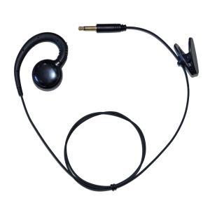 F.R.C.特定小電力 ガイドラジオ【受信機 FC-GR13 専用オプション】FEP-305 [耳かけスピーカー型イヤホン]|frc-net