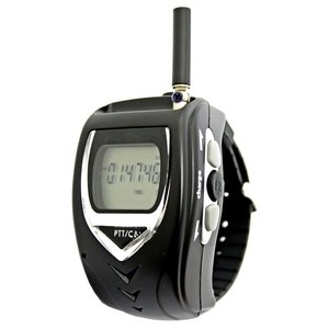 【腕時計型】特定小電力トランシーバー 2台セット FT-20W 【イヤホンマイク・充電器/バッテリ2個付】|frc-net|02