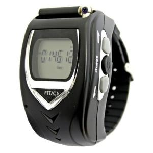 【腕時計型】特定小電力トランシーバー 2台セット FT-20W 【イヤホンマイク・充電器/バッテリ2個付】|frc-net|03