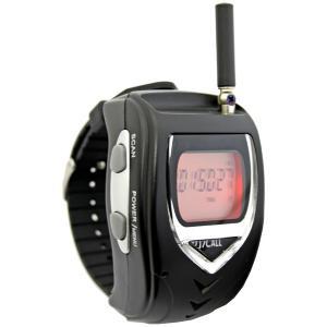 【腕時計型】特定小電力トランシーバー 2台セット FT-20W 【イヤホンマイク・充電器/バッテリ2個付】|frc-net|04