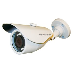 【送料無料】 高画質 防犯カメラ|NEXTEC NX-H527S 【防塵・防水 / 赤外線LED】|frc-net