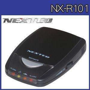 レーダー探知機 NX-R101【X/K 2バンド】|frc-net