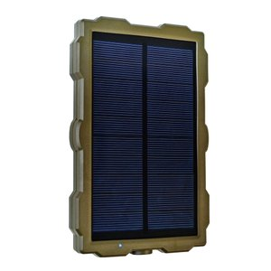 F.R.C.NEXTEC レンジャーカメラ用ソーラーパネル:NX-RC-SO|1700mAhのバッテリーを内蔵|USBによる充電も可能|frc-net