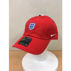 NIKEが提供する2018サッカーワールドカップロシア大会イングランド代表デザインのベースボールキャ...