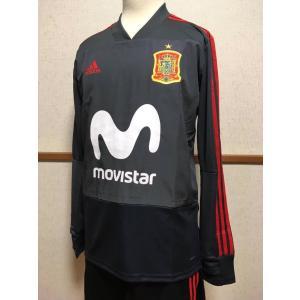 サッカー スペイン代表 ユニフォーム トレーニングウェア ゴールキーパー アディダス adidas freak-10